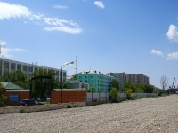 Astrakhan, college Волго-каспийского морского рыбопромышленного колледжа, №2 , Baltiyskiy alley, house 1
