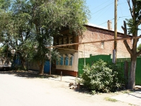 Astrakhan, Shchekin alley, house 3. Apartment house