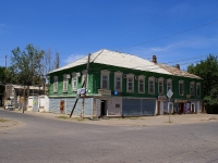 Astrakhan, Shchekin alley, house 5. Apartment house
