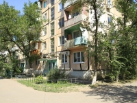 Astrakhan, Shchekin alley, house 6. Apartment house