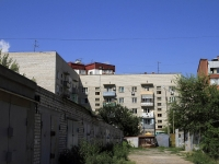 Astrakhan, Shchekin alley, house 8. Apartment house