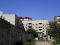 Astrakhan, alley Shchekin, house 8. Apartment house