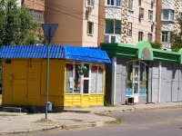 Astrakhan, Shchekin alley, house 9. Apartment house