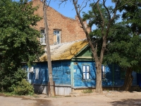 Astrakhan, Valdaysky alley, house 1. Apartment house