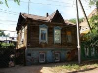 Astrakhan, Yaroslavskaya st, house 10. Apartment house
