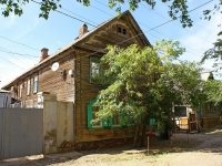 Astrakhan, Yaroslavskaya st, house 32. Apartment house