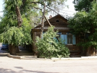 Astrakhan, Rabochaya st, house 1. Private house