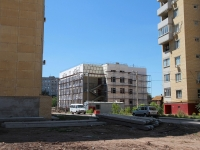 Astrakhan, Gogol (Sovetsky) st, building under construction