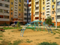 Astrakhan, Zelenginskaya 3-ya st, house 2 к.2. Apartment house