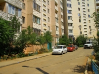 Astrakhan, Zelenginskaya 3-ya st, house 4. Apartment house