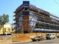Astrakhan, st Zelenginskaya 3-ya, house 56Е. building under construction