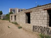 Астрахань, улица Зеленгинская 3-я, неиспользуемое здание