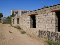 Astrakhan, Zelenginskaya 3-ya st, vacant building