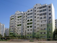 Astrakhan, Belgorodskaya st, house 1 к.2. Apartment house