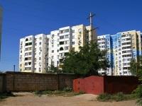Astrakhan, Belgorodskaya st, house 1 к.3. Apartment house
