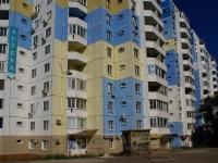 Astrakhan, Belgorodskaya st, house 1 к.4. Apartment house