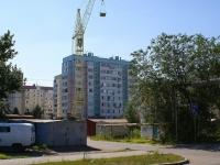 阿斯特拉罕, Belgorodskaya st, 房屋 11 к.1. 公寓楼