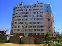 Astrakhan, Belgorodskaya st, house 11 к.1. Apartment house