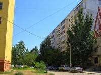 Astrakhan, Belgorodskaya st, house 15 к.2. Apartment house