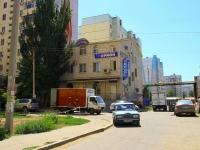 """Astrakhan, hotel """"ОРИОН"""", Belgorodskaya st, house 15Б"""
