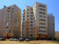 Astrakhan, Boris Alekseev st, house 34. Apartment house