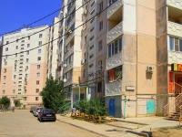Astrakhan, Boris Alekseev st, house 36. Apartment house