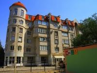 Астрахань, улица Бориса Алексеева, дом 61 к.1. многоквартирный дом