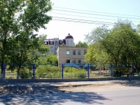 阿斯特拉罕, 文科中学 №1, Boris Alekseev st, 房屋 61 к.2