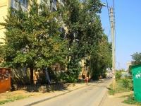 Astrakhan, Boris Alekseev st, house 63 к.1. Apartment house