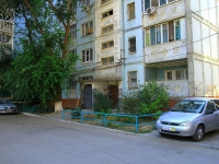 Astrakhan, Boris Alekseev st, house 65. Apartment house
