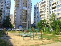 Астрахань, улица Бориса Алексеева, дом 67 к.2. многоквартирный дом