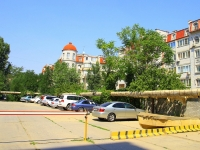 Astrakhan, Boris Alekseev st, garage (parking)