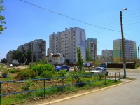 Astrakhan, Kulikov st, house 11. Apartment house