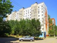 Астрахань, улица Куликова, дом 13 к.1. многоквартирный дом