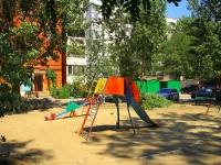 Астрахань, улица Куликова, дом 13 к.2. многоквартирный дом