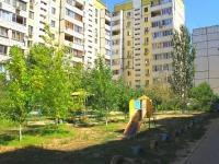 Астрахань, улица Куликова, дом 13 к.3. многоквартирный дом