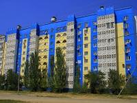 Астрахань, улица Куликова, дом 13. многоквартирный дом