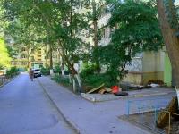 Astrakhan, Kulikov st, house 15 к.1. Apartment house