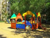 Astrakhan, Kulikov st, house 15 к.2. Apartment house