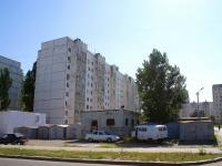 Astrakhan, Kulikov st, house 15 к.3. Apartment house