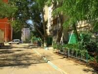 Астрахань, улица Куликова, дом 15 к.3. многоквартирный дом