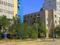 Астрахань, улица Куликова, дом 15А. многоквартирный дом
