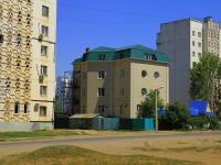 Астрахань, улица Куликова, дом 15Ж. многофункциональное здание