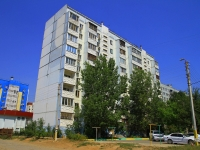 Astrakhan, Kulikov st, house 34. Apartment house