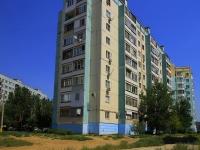 Астрахань, улица Куликова, дом 36 к.1. многоквартирный дом