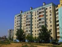 Astrakhan, Kulikov st, house 36 к.1. Apartment house