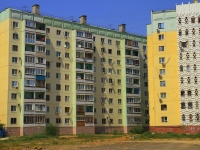 Астрахань, улица Куликова, дом 36 к.3. многоквартирный дом