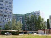 阿斯特拉罕, Kulikov st, 房屋 38 к.1. 公寓楼