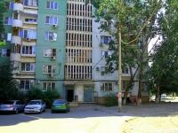 Astrakhan, Kulikov st, house 38 к.1. Apartment house