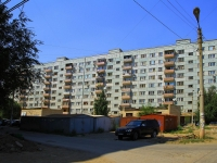 Astrakhan, Kulikov st, house 38. Apartment house